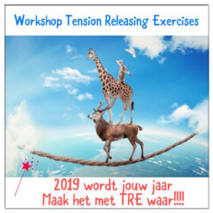 workshop Tension Releasing Exercises 2019